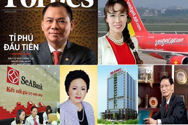 Lộ tài sản chục ngàn tỷ, 'két tiền' ít người biết của đại gia Việt