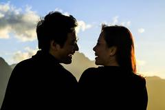 Vợ chồng MC Phan Anh từng viết đơn ly hôn?