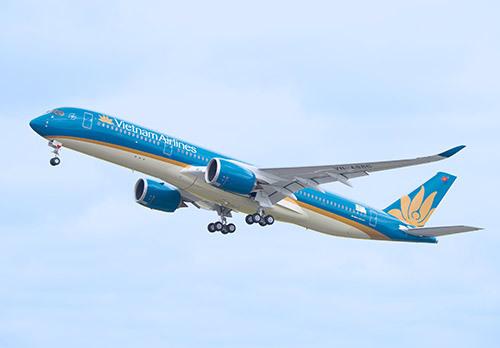 Vietnam Airlines đạt chỉ số đúng giờ ấn tượng