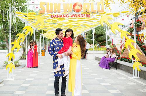 Tưng bừng lễ hội khắp Sun World ba miền