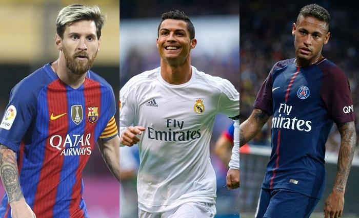MU sốt vó, Messi liên kết Neymar cho Ronaldo thua thảm
