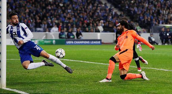 Sadio Mane lập hat-trick, Liverpool đè bẹp Porto 5-0