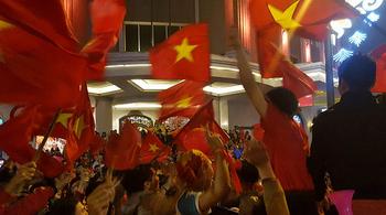 Mừng Xuân mới, Bay Lên Việt Nam