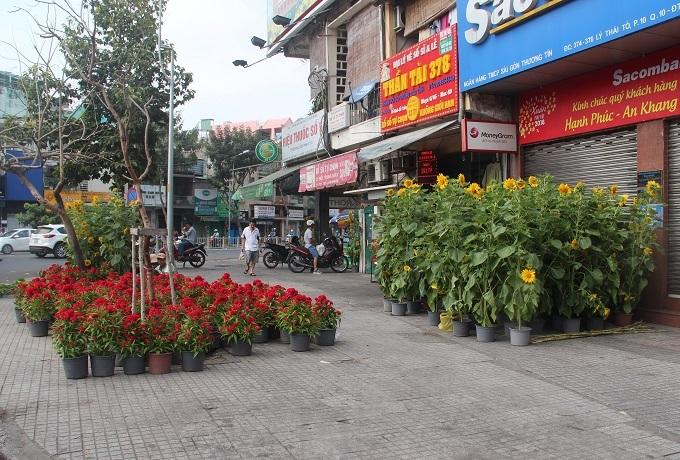 Chợ 30 Tết; Hiu hắt khách mua, chủ hàng đổ hoa xuống sông - ảnh 2