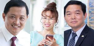 Nữ tỷ phú và đại gia tuổi Tuất: Quyền lực bậc nhất đất Việt