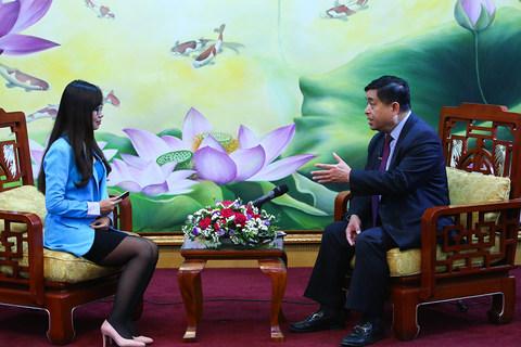 GNT bộ trưởng Nguyễn Chí Dũng