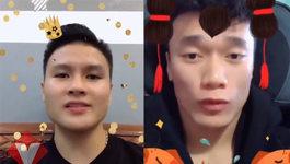 """Lời chúc tết cực """"cute"""" của các Soái ca U23 Việt Nam"""
