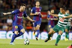Eibar vs Barca: Chạy đà cho cuộc tỷ thí với Chelsea