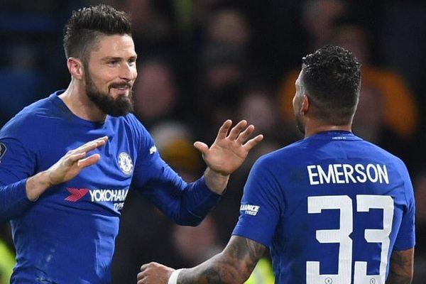 Giroud khai hỏa, Chelsea đoạt vé tứ kết FA Cup