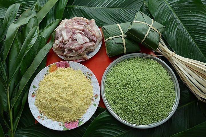 bánh chưng,Xuân Mậu Tuất 2018,Tết nguyên đán
