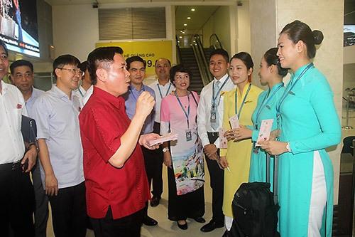 Hàng vạn hành khách nhận lì xì từ Vietnam Airlines
