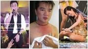 Vồ ếch, sập sân khấu, bị sàm sỡ... muôn kiểu 'tai nạn' sân khấu của sao Việt