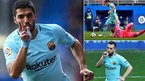 Xử đẹp Eibar, Barca khiến Chelsea run rẩy