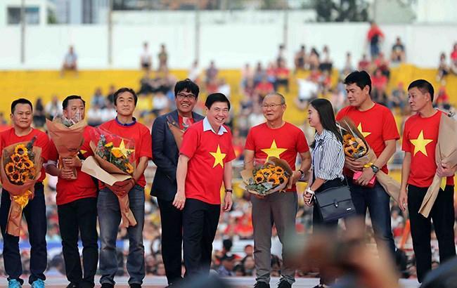 HLV Park Hang Seo: Tết dài và nỗi nhớ ViệtNam