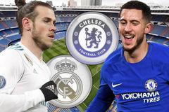 """Real tống khứ Bale lấy Hazard, MU mất hậu vệ """"cứng"""""""