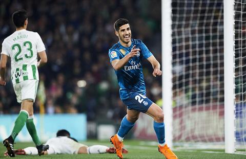 Video Betis 3-5 Real Madrid