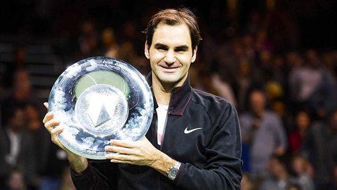 Federer 2-0 Dimitrov