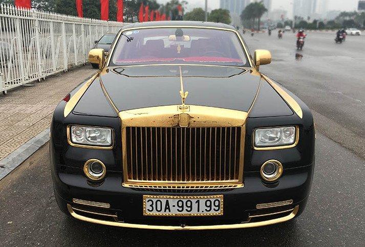 Chiêm ngưỡng loạt siêu xe dát vàng đình đám từng xôn xao dân mạng