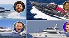"""""""Đột nhập"""" siêu du thuyền triệu đô Ronaldo, Messi mê mẩn"""