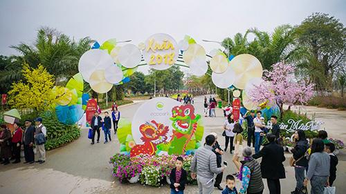 Lễ hội Xuân 3 miền đẹp - độc hút du khách