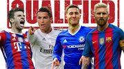 Xem trực tiếp vòng 1/8 Champions League ở đâu?
