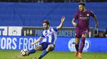 Wigan gây địa chấn, đá bay Man City khỏi FA Cup