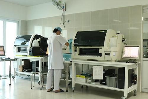 BV Phụ sản Hà Nội phát hiện sớm ung thư phụ khoa
