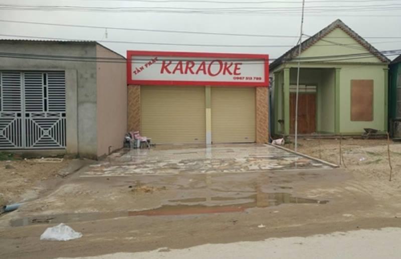 giết người,Nghệ An,quán karaoke