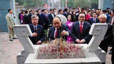 Thủ tướng dự lễ hội kỷ niệm chiến thắng Ngọc Hồi - Đống Đa