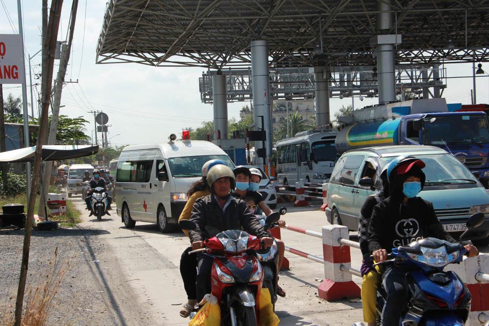 Sài Gòn,tắc đường,kẹt xe,Tết mậu tuất 2018,Tết Việt 2018