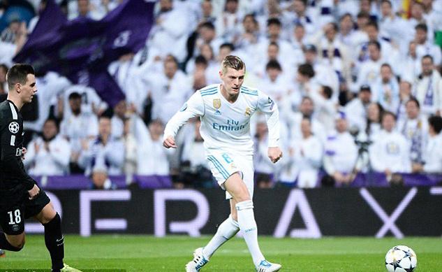 Toni Kroos cập bến MU, Bale cuốn gói khỏi Real