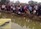 Hàng trăm người đổ xô xem 'cá thiêng'