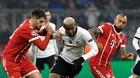 Bayern Munich 1-0 Besiktas: Muller mở tỷ số (H2)
