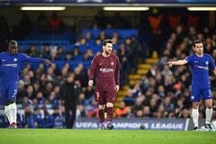HLV Barca không ngờ Chelsea lợi hại đến thế