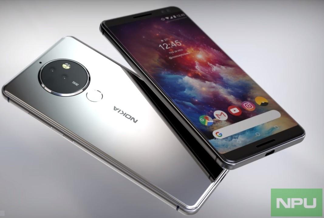 Nokia,Nokia 8 Pro,Điện thoại Nokia,Camera phone