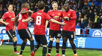 Chiến C1, MU cực kỳ đáng gờm nhờ Mourinho