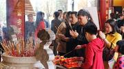 Đi lễ chùa đầu năm: Không rõ bản chất dễ mắc sai lầm