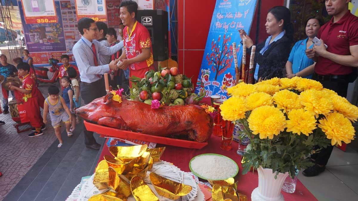 Tết,Tết Việt 2018,Sài Gòn,lì xì