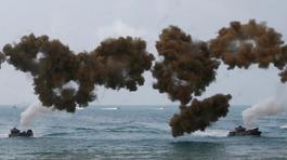 Xem lính Mỹ tập trận tấn công đổ bộ ở Thái Lan