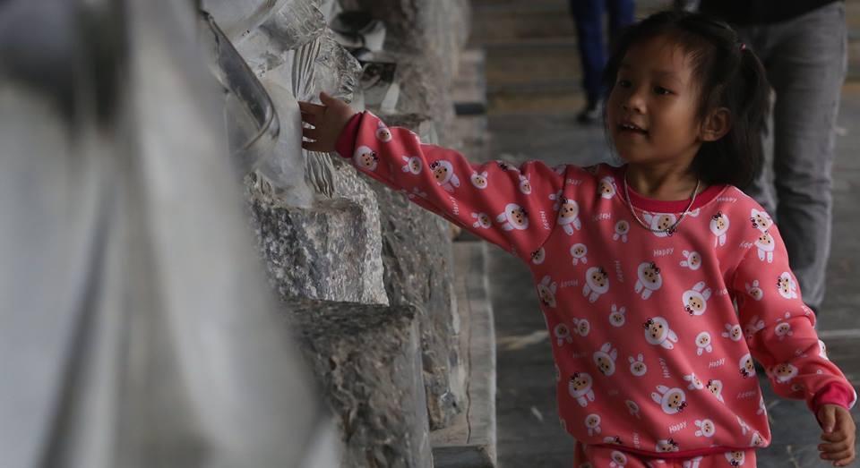 lễ hội,xuân Mậu Tuất,chùa Bái Đính,Ninh Bình,Tết Việt 2018
