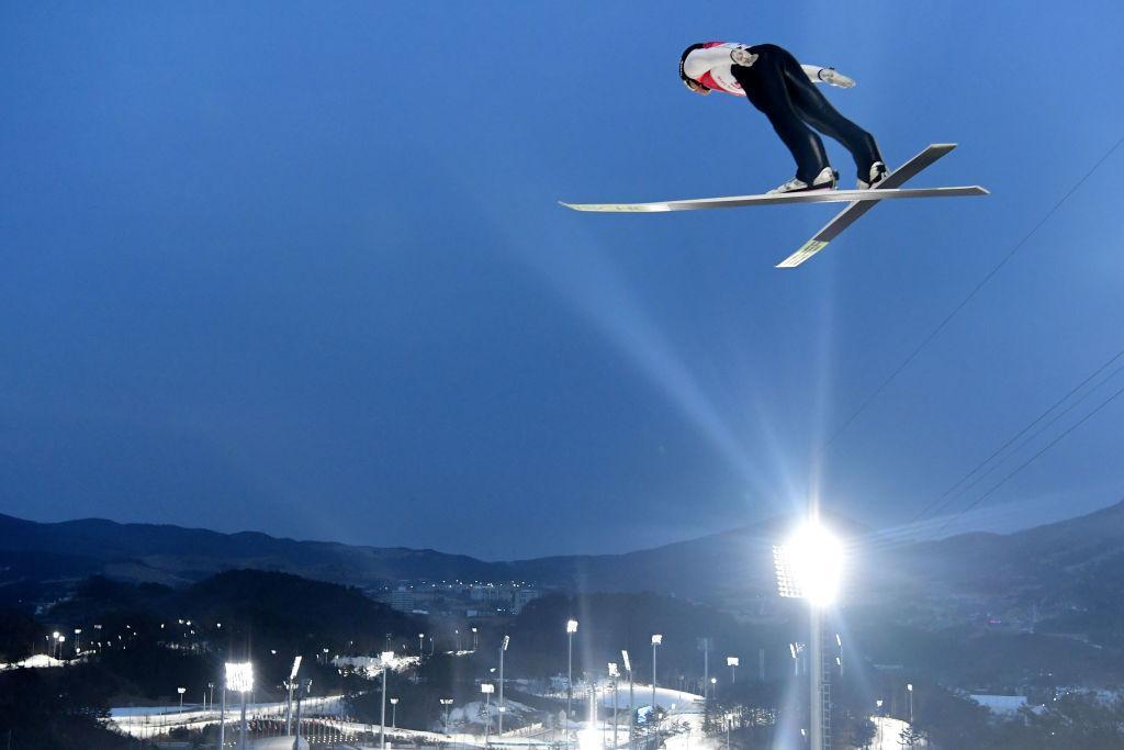 Những khoảnh khắc cực chất ở Thế vận hội Mùa đông 2018