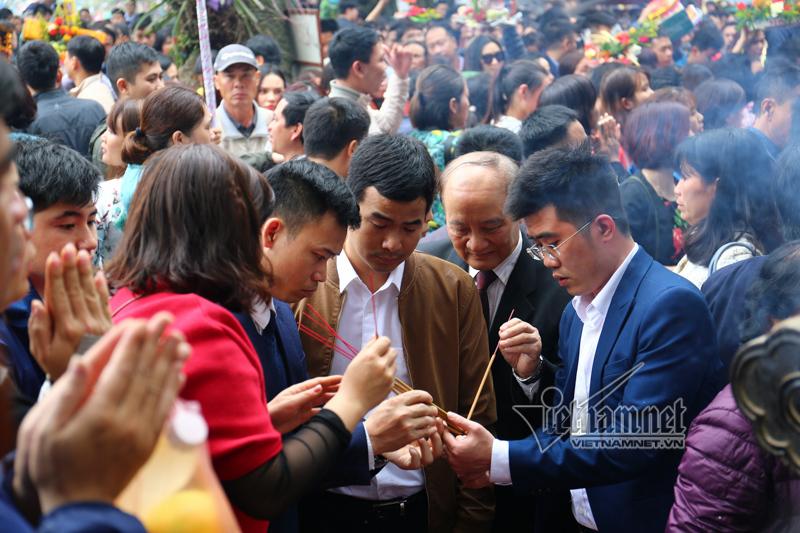 Phủ Tây Hồ,Tết Mậu Tuất,Tết Việt 2018,lễ hội,Tết Nguyên đán