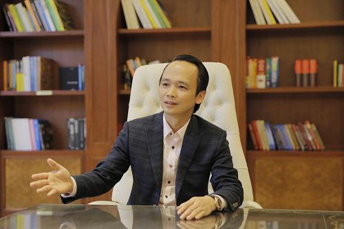 Chủ tịch FLC: 'Chúng tôi sẽ tìm mua lại những dự án lớn đang đắp chiếu, quây tôn'