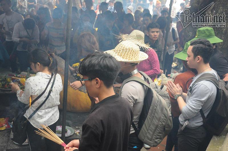 chùa Hương Hà Tĩnh,Tết Mậu Tuất