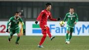 Sao U23 ViệtNamchưa chắc suất đá chính ở Siêu cúp 2017