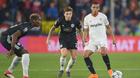 Sevilla 0-0 MU: De Gea cứu thua xuất thần (H2)