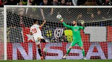 """De Gea bắt xuất thần, MU """"hút chết"""" trước Sevilla"""