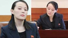 Hàn Quốc chi bao nhiêu tiền đón em gái Jong Un?0