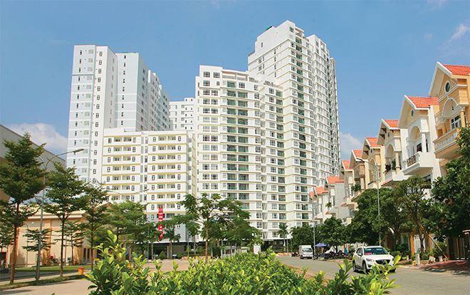 phân khúc địa ốc,phân khúc BĐS,khu vực Nam Sài Gòn