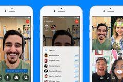 Facebook Mesenger nâng cấp tính năng gọi nhóm